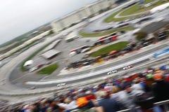 NASCAR :孤独性的400 5月06日AAA驱动 库存照片