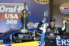 NASCAR :500 9月01日口头B美国 库存图片
