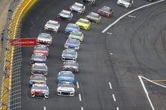 NASCAR :5月27日可口可乐600 免版税库存图片