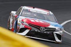NASCAR :5月24日可口可乐600 库存图片