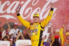 NASCAR :5月27日可口可乐600 库存图片