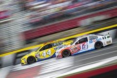 NASCAR :5月29日可口可乐600 库存照片