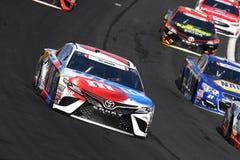 NASCAR :5月28日可口可乐600 库存照片