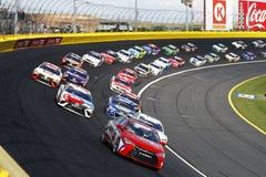 NASCAR :5月28日可口可乐600 库存图片