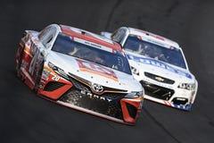 NASCAR :5月28日可口可乐600 免版税库存图片