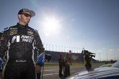 NASCAR :6月30日奥弗顿` s 400 免版税库存照片