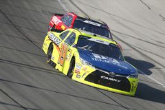 NASCAR :6月30日奥弗顿` s 300 免版税库存照片