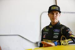 NASCAR :7月15日奥弗顿` s 301 免版税库存图片