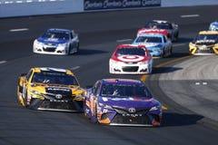 NASCAR :7月16日奥弗顿` s 301 图库摄影