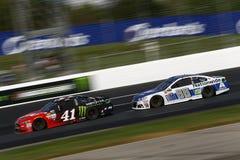 NASCAR :7月16日奥弗顿` s 301 免版税库存图片