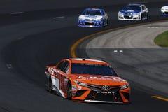 NASCAR :7月16日奥弗顿` s 301 库存照片