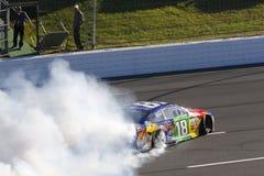NASCAR :7月30日奥弗顿` s 400 库存图片