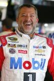 NASCAR :400 7月29日宾夕法尼亚 图库摄影