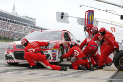 NASCAR :400 8月01日宾夕法尼亚 库存图片