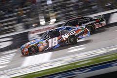 NASCAR :4月08日欧莱礼汽车零件300 免版税库存照片