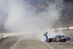 NASCAR :4月08日欧莱礼汽车零件300 图库摄影