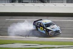 NASCAR :7月01日焦炭零400优胜者 库存照片