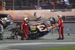 NASCAR :7月06日焦炭零400 图库摄影