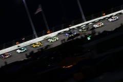 NASCAR :7月01日焦炭零400 免版税库存照片