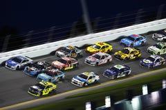 NASCAR :7月01日焦炭零400 免版税库存图片