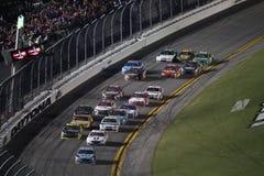 NASCAR :7月01日焦炭零400 库存照片