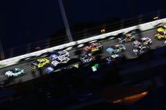 NASCAR :7月01日焦炭零400 免版税图库摄影