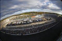 NASCAR :10月29日第一数据500 库存照片