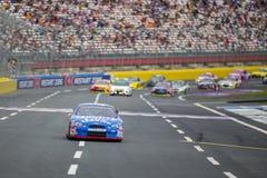 NASCAR :500 10月08日美国银行 库存照片