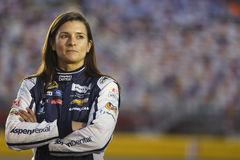 NASCAR :500 10月06日美国银行 库存照片