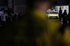 NASCAR :500 10月06日美国银行 库存图片