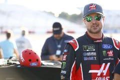 NASCAR :9月08日联盟的汽车零件400 免版税图库摄影