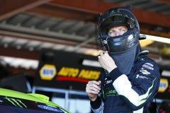 NASCAR :9月08日联盟的汽车零件400 库存照片