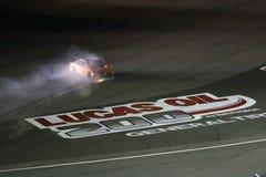 NASCAR :2月15日能是决斗 免版税图库摄影