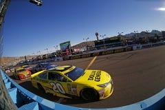 NASCAR :11月13日能是500k 图库摄影