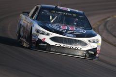 NASCAR :1月31日菲尼斯开放测试 库存图片