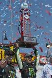 NASCAR :5月18日认识牛顿250 免版税库存图片