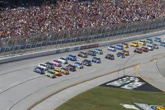 NASCAR :500 10月15日阿拉巴马 库存照片