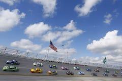 NASCAR :500 10月15日阿拉巴马 库存图片