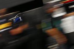 NASCAR :4月13日食物城市500 免版税库存照片