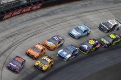 NASCAR :4月15日食物城市500 库存图片