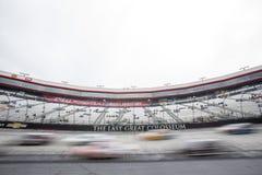 NASCAR :4月16日食物城市500 免版税库存图片