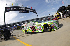 NASCAR :4月07日鸭子500司令员 免版税图库摄影