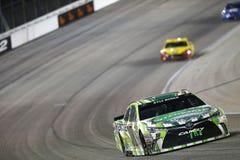 NASCAR :4月09日鸭子500司令员 库存照片