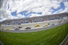 NASCAR :400 5月15日AAA有益于的孤独性讲话 库存图片