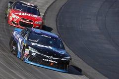 NASCAR :400 5月15日AAA有益于的孤独性讲话 库存照片