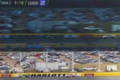 NASCAR :300 5月26日Alsco 免版税库存照片
