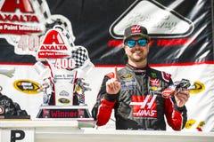 NASCAR :6月06日Axalta 库存图片