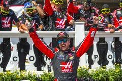 NASCAR :6月06日Axalta 免版税库存图片