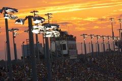 NASCAR :9月06日Bojangles的南部500 免版税库存照片