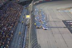NASCAR :9月06日Bojangles的南部500 库存图片